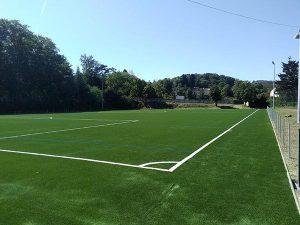 terrain de foot Oullins
